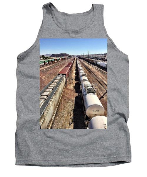 Six Trains Tank Top