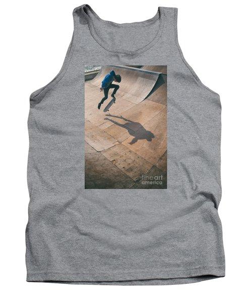 Skater Boy 001 Tank Top