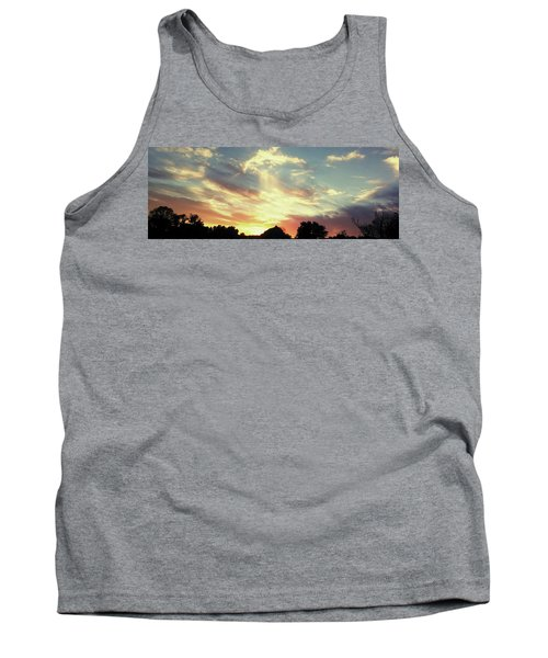 Skyscape Tank Top