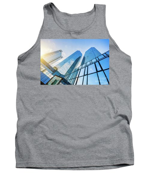 Skyscrapers Tank Top by JR Photography