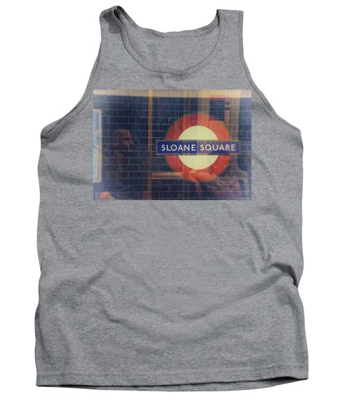 Sloane Square Portrait Tank Top
