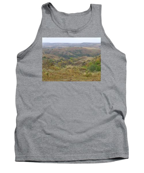 Slope County In The Rain Tank Top