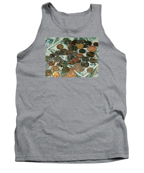 Small Change Tank Top