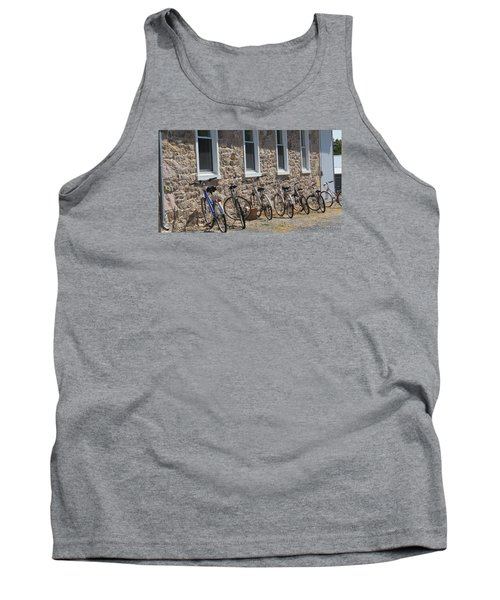 Tank Top featuring the photograph Small Country School by Jeanette Oberholtzer