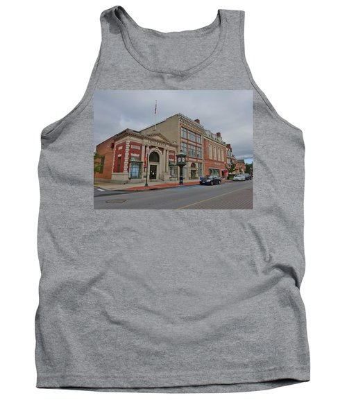 Smalltown, Usa Tank Top