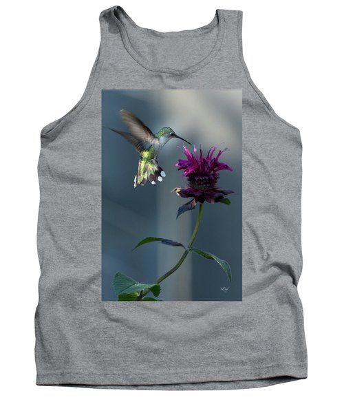 Tank Top featuring the photograph Smiles In The Garden by Everet Regal