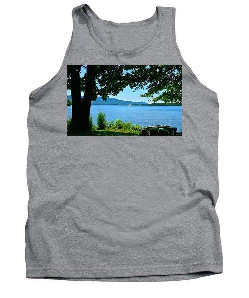 Smith Mountain Lake Sailor Tank Top