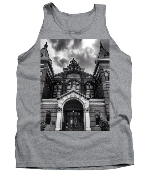 Smithsonian Arts And Industries Building Tank Top