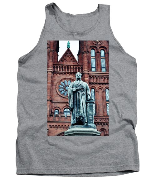 Smithsonian Castle  Tank Top