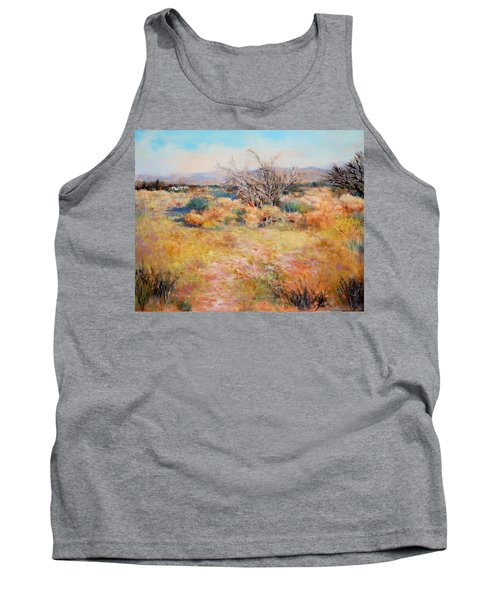 Smokey Day Tank Top