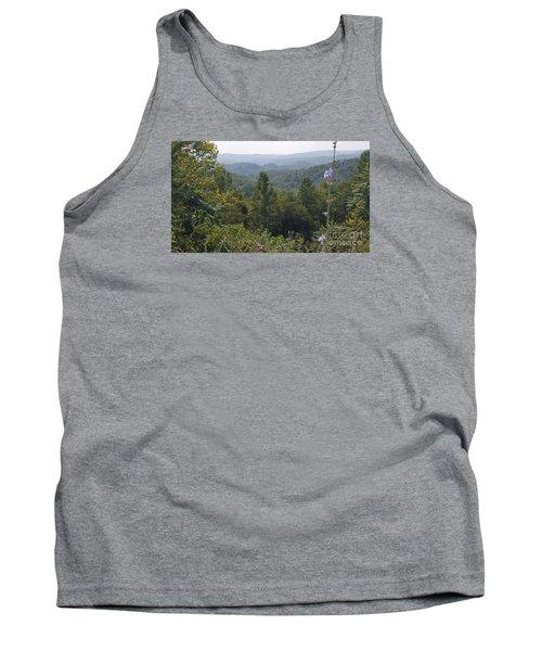Smokey Mountain Sentinel Tank Top