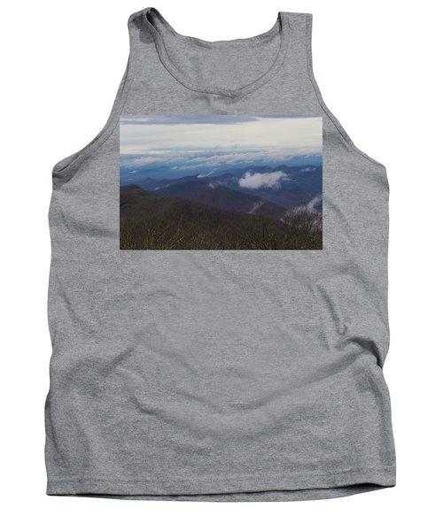 Smokey Mountains 5 Tank Top