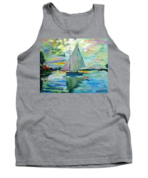 Smooth Sailing Tank Top
