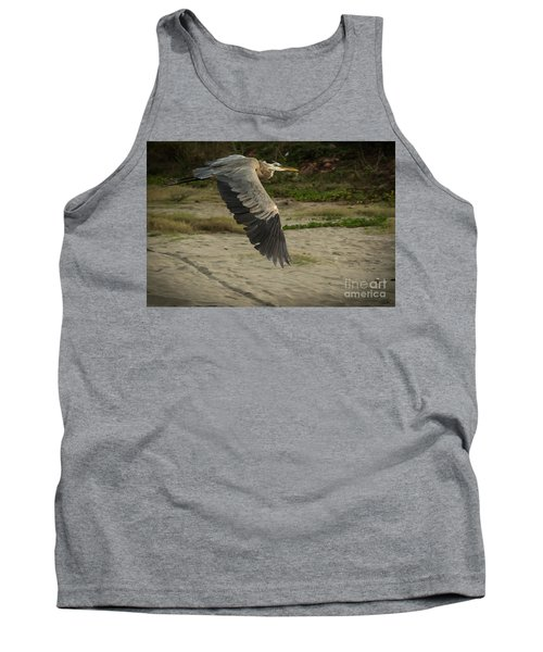Smooth Sailing Wildlife Art By Kaylyn Franks Tank Top