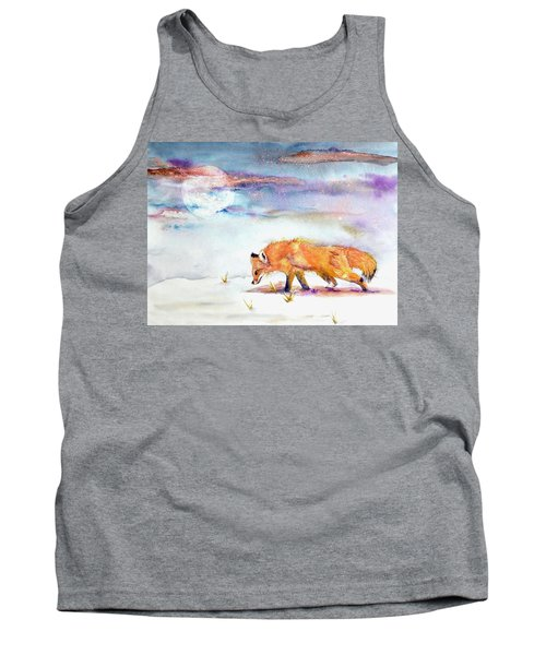 Sniffing Out Some Magic Tank Top by Beverley Harper Tinsley