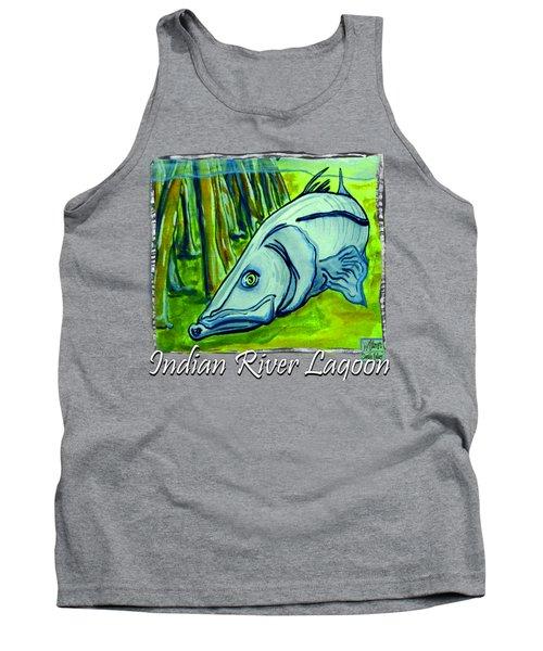 Snook Fish Tank Top