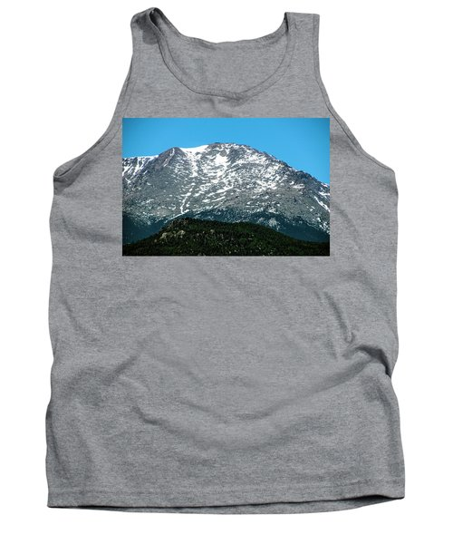 Snow In July Tank Top