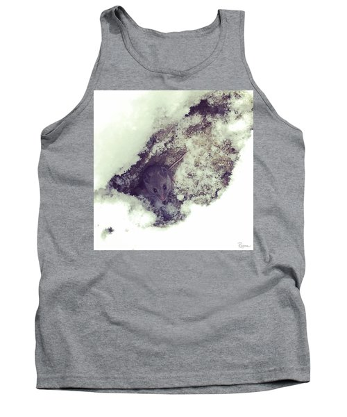 Snow Mouse Tank Top
