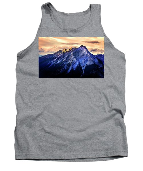 Tank Top featuring the photograph Mount Cascade by John Poon