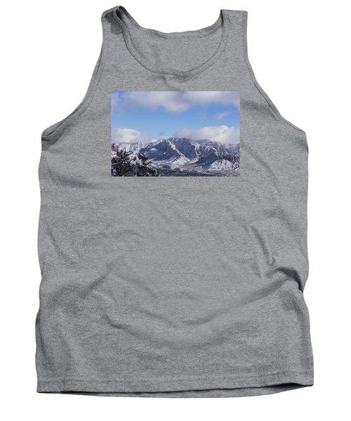 Snow Rim Tank Top