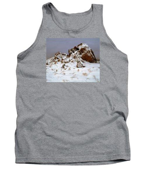 Snow Stones Tank Top