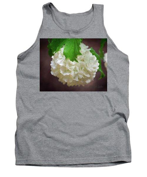 Snowball Bloom Tank Top