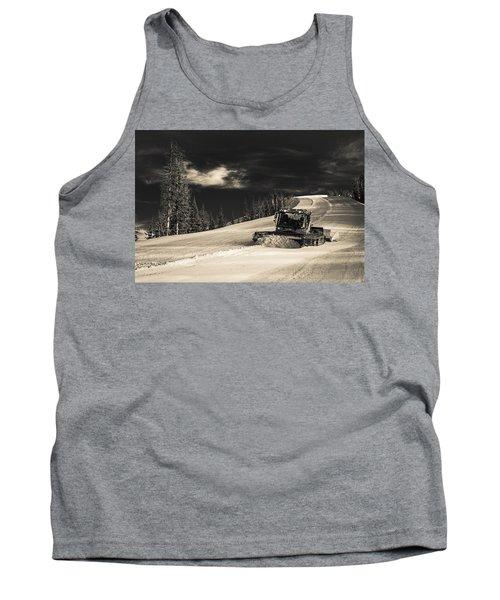 Snowcat Tank Top
