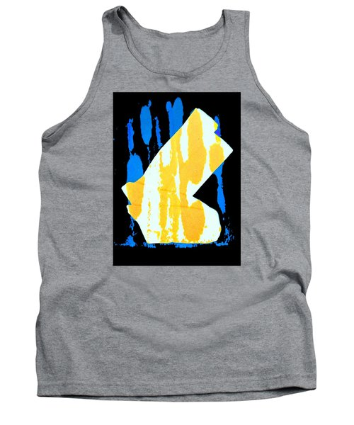 Tank Top featuring the photograph Socks by Bob Pardue