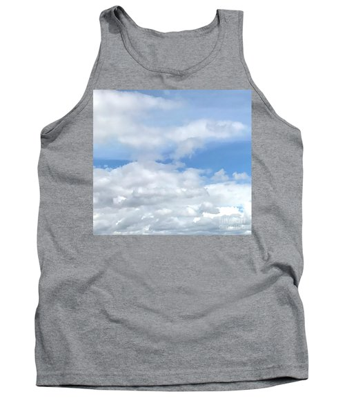 Soft Heavenly Clouds Tank Top