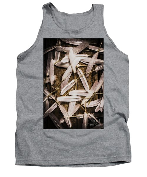 Soft Symbol Of Peace And Hope Tank Top