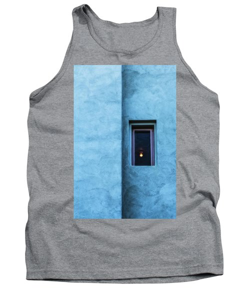 Tank Top featuring the photograph Solitary by Laura Roberts