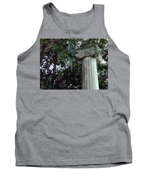 Solitary Tank Top by Steve Sperry