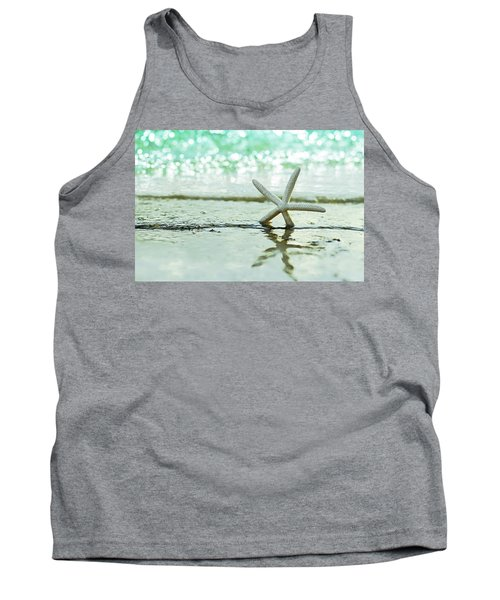Somewhere You Feel Free Tank Top by Laura Fasulo
