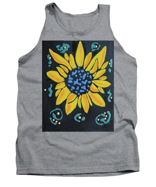 Son Flower Tank Top