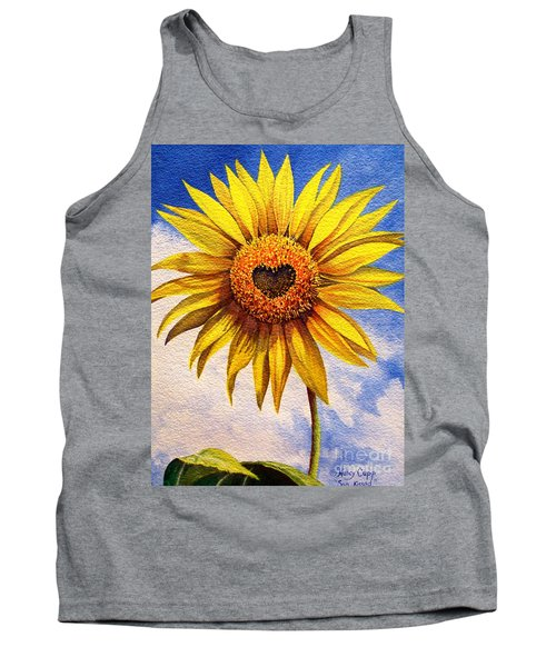 Son Kissed Tank Top