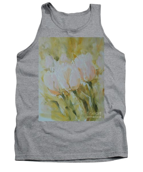 Sonnet To Tulips Tank Top