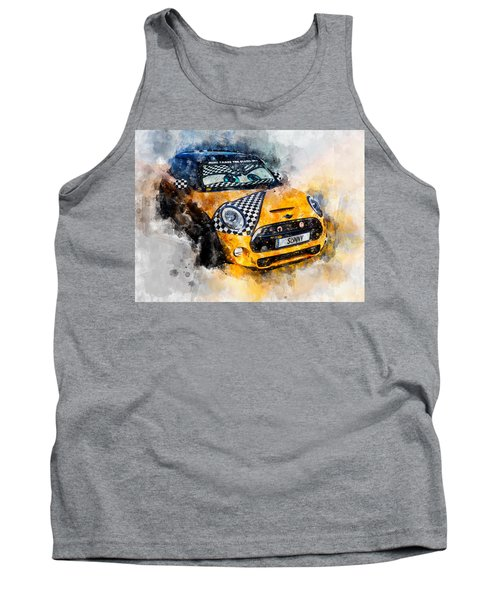 Sonny Watercolor Tank Top