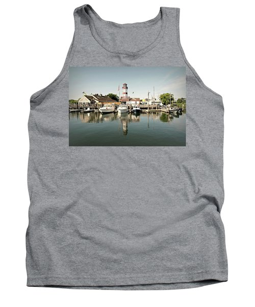 Sono Seaport Tank Top by Diana Angstadt