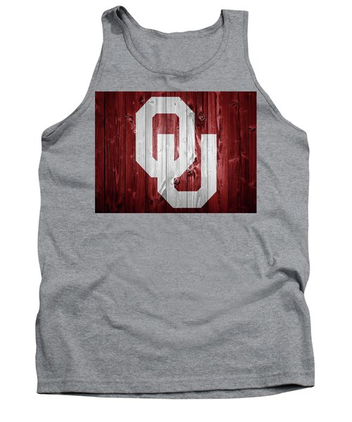 Sooners Barn Door Tank Top by Dan Sproul