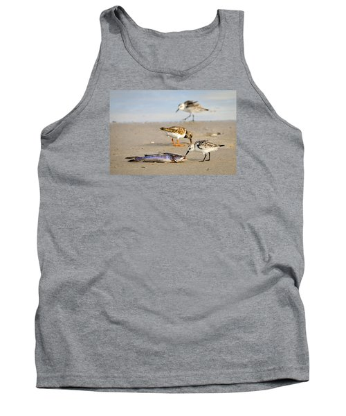 Tank Top featuring the photograph Sorry Buddy by Debra Martz