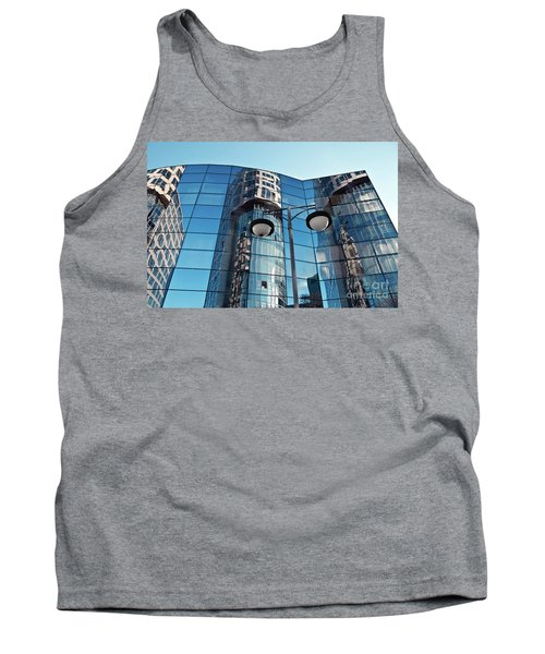 Sound Of Glass Tank Top