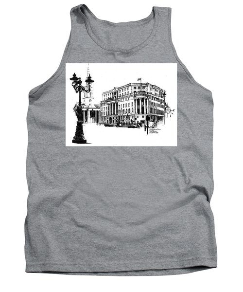 South Africa House Tank Top