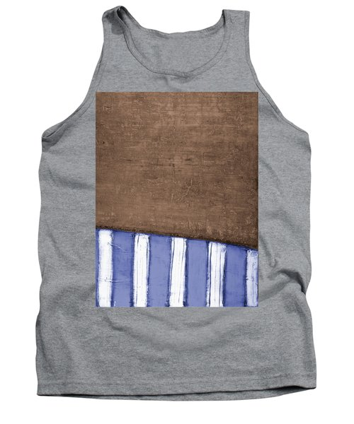 Art Print South Beach Tank Top