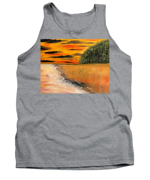 South Paciffic Tank Top