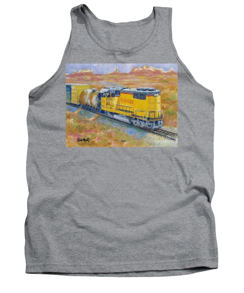 South West Union Pacific Tank Top by William Reed