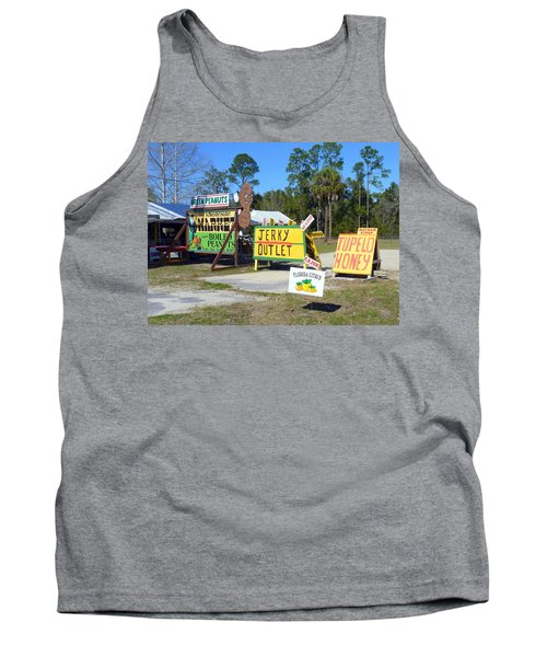Southern Delights Tank Top by Carla Parris