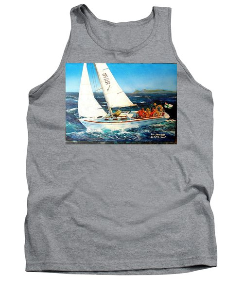 Southern Maid Tank Top