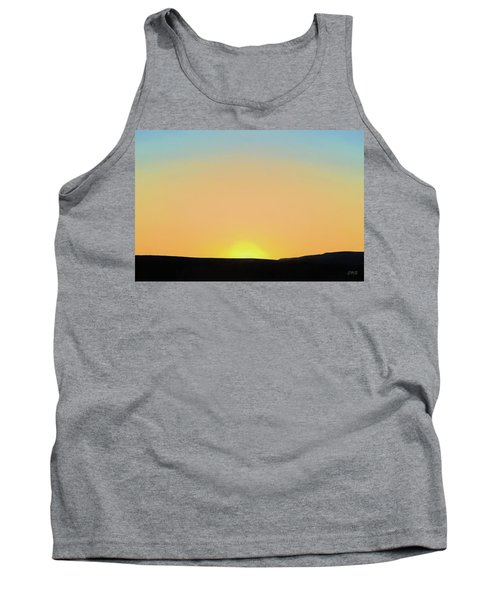 Tank Top featuring the photograph Southwestern Sunset by David Gordon