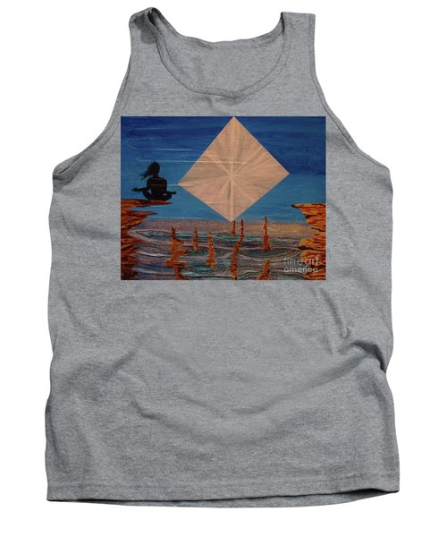 Soycd Tank Top by Stuart Engel