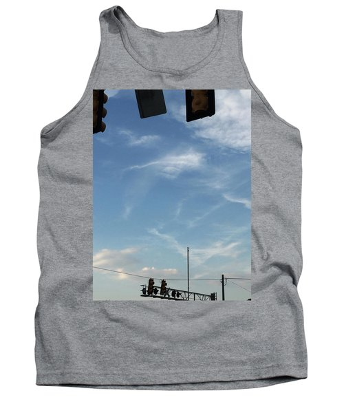 Special Day-hand From Heaven  Tank Top